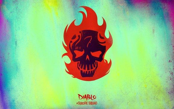 Movie Suicide Squad El Diablo HD Wallpaper   Background Image