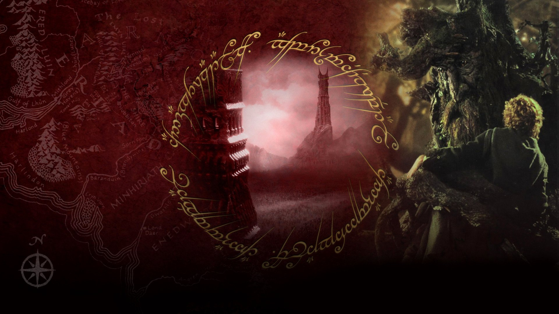 The Lord of the Rings: The Two Towers HD Wallpaper ...