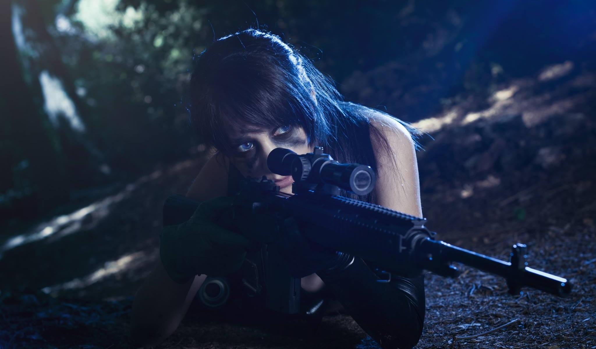 12 Quiet Metal Gear Solid Hd Wallpapers Background