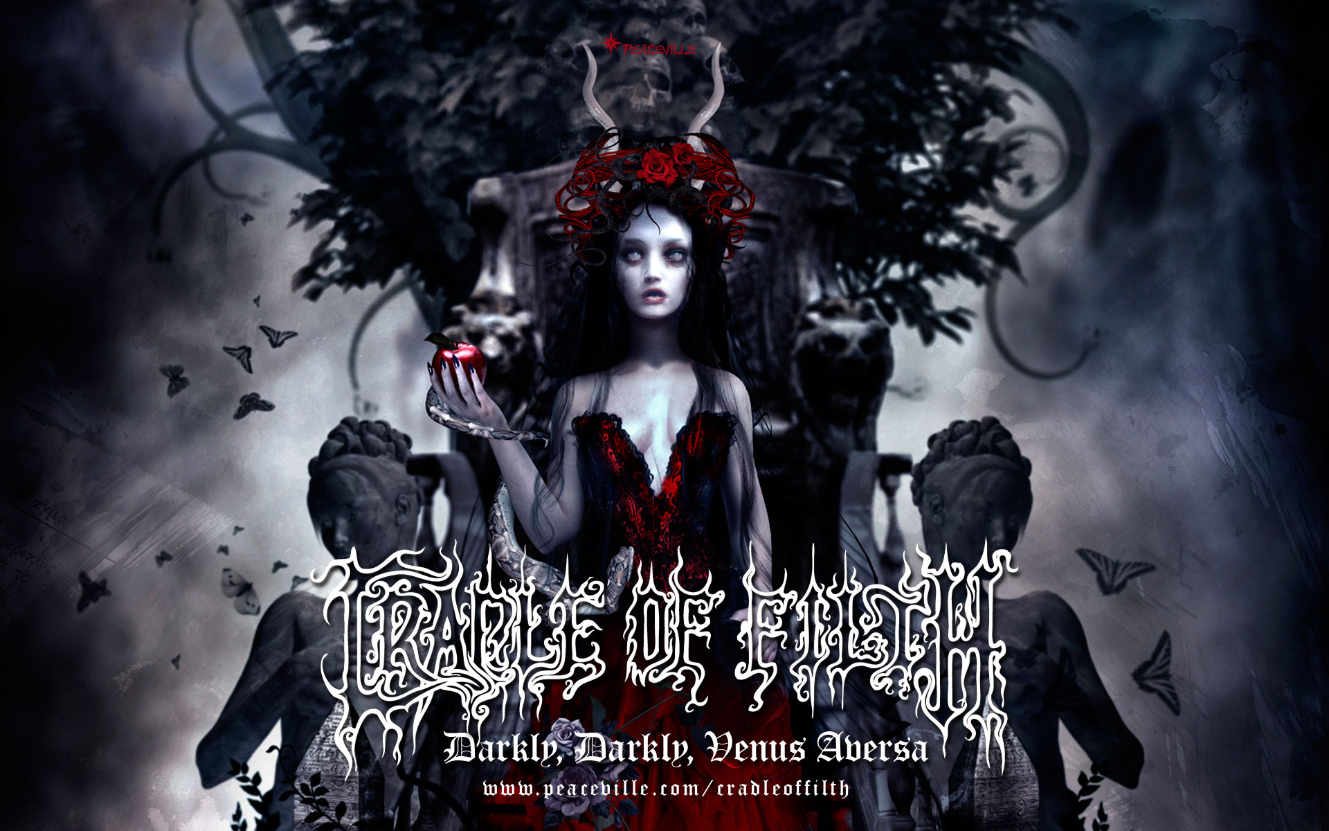 cradle of filth wallpaper  Cradle Of Filth HD Wallpaper | Background Image | 1920x1200 | ID ...