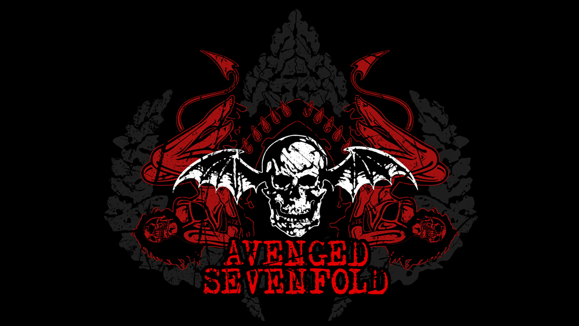 Avenged sevenfold full hd wallpaper and background image 1920x1080 music avenged sevenfold wallpaper voltagebd Images