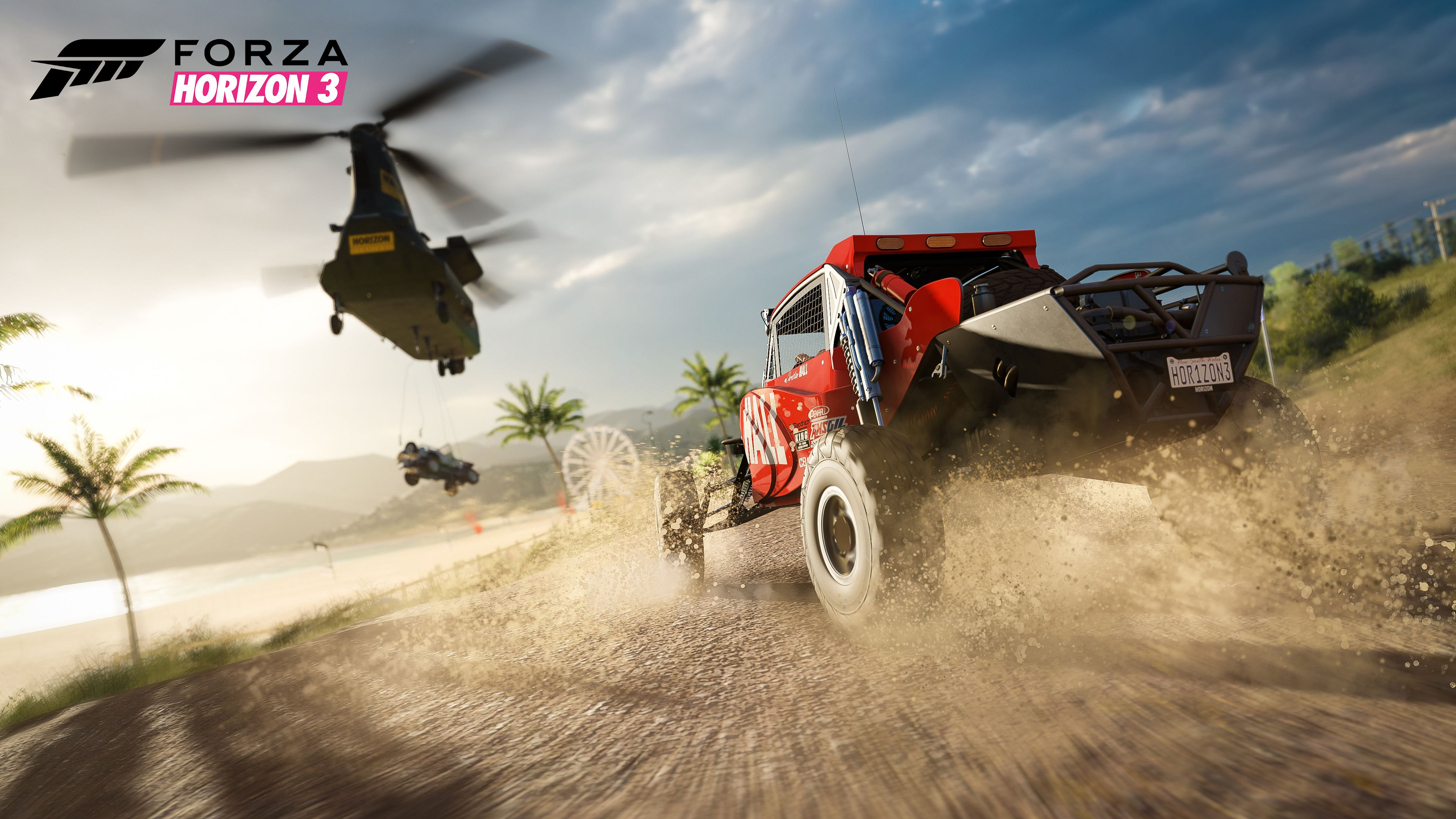 Forza Horizon 3 4k Ultra HD Wallpaper