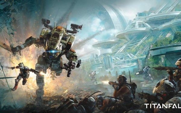 Video Game Titanfall 2 Titanfall HD Wallpaper | Background Image