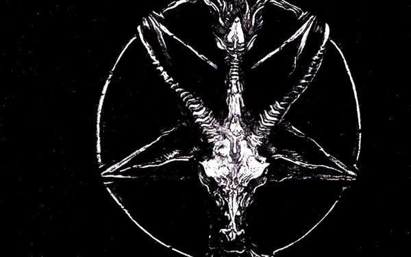 Dark Occult Evil Pentagram HD Wallpaper | Background Image