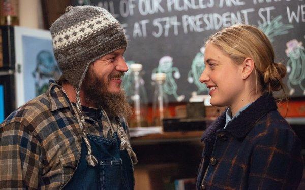 Movie Maggie's Plan Greta Gerwig Travis Fimmel HD Wallpaper | Background Image