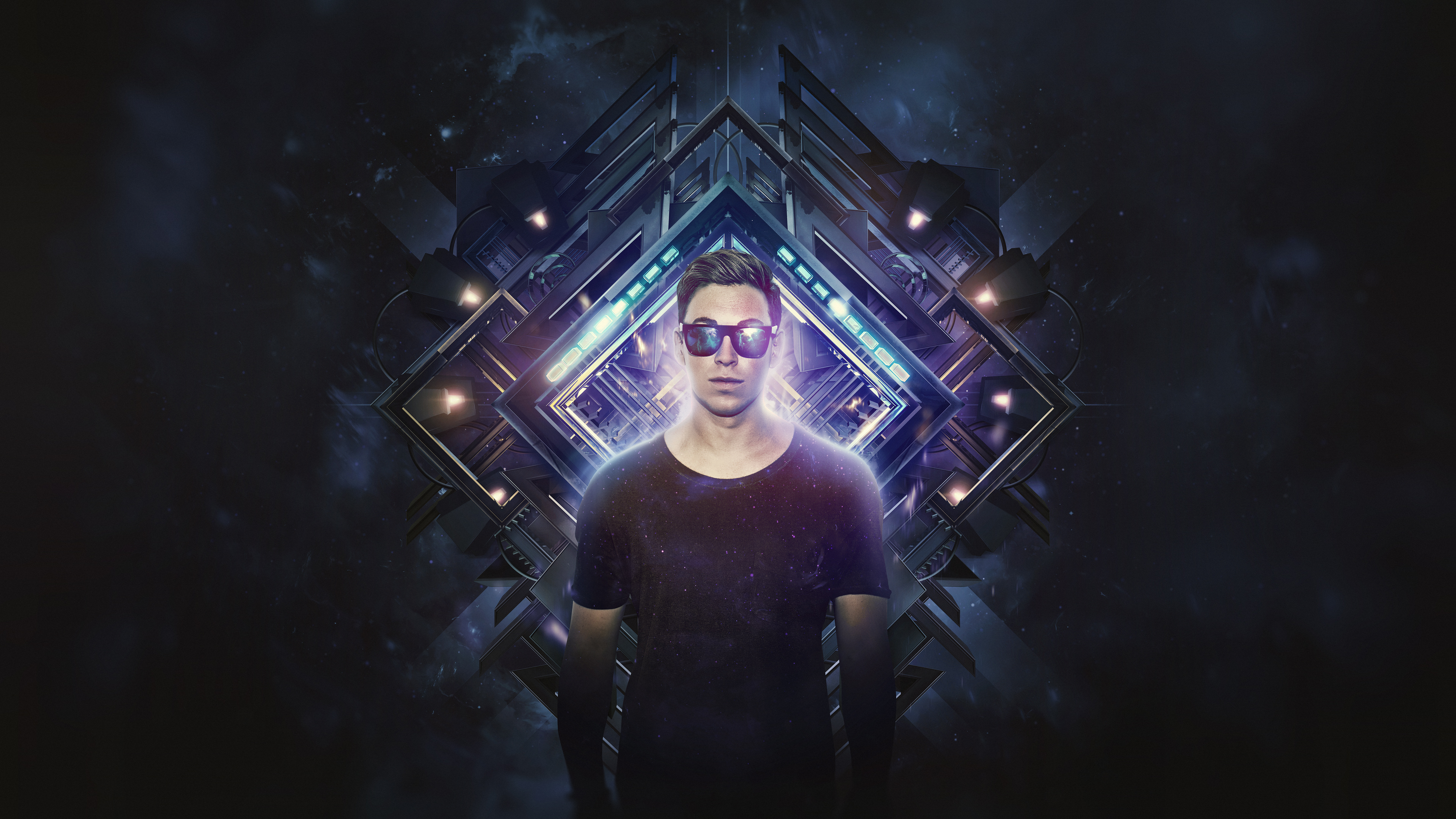 Hardwell Presents Revealed Volume 7 (Official Wallpaper) 4k Ultra HD Wallpaper and Background ...