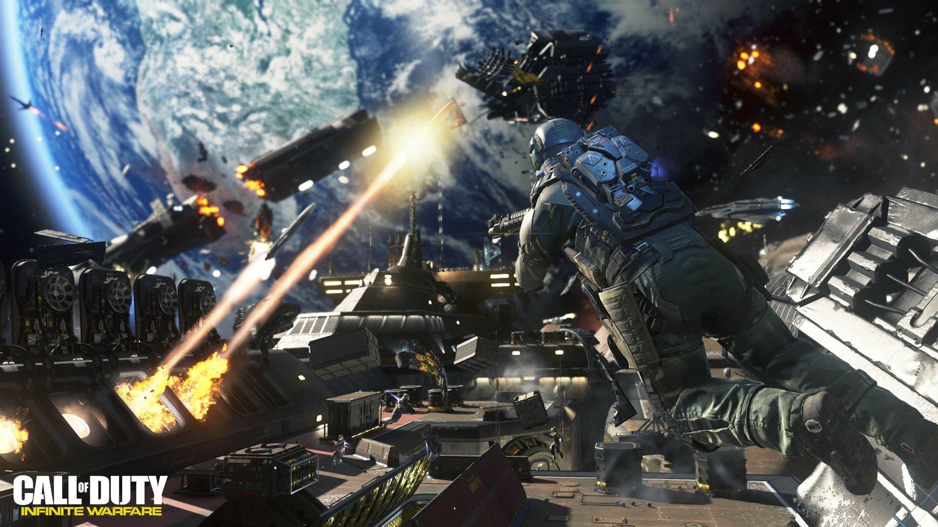 Call of Duty: Infinite Warfare 4k Ultra Fond d'écran HD ...