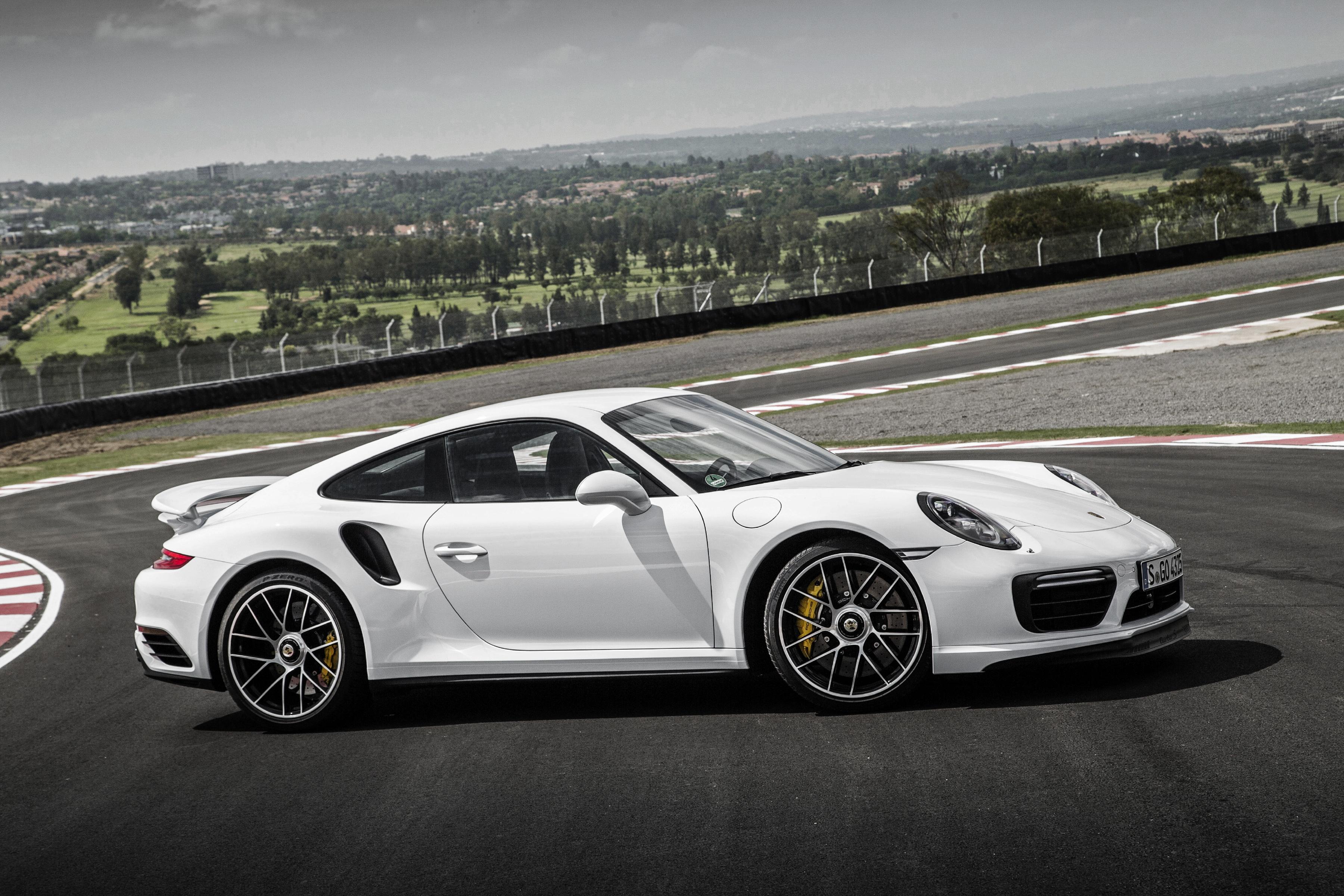 Porsche 911 Turbo S Hd Wallpaper Background Image 3600x2400