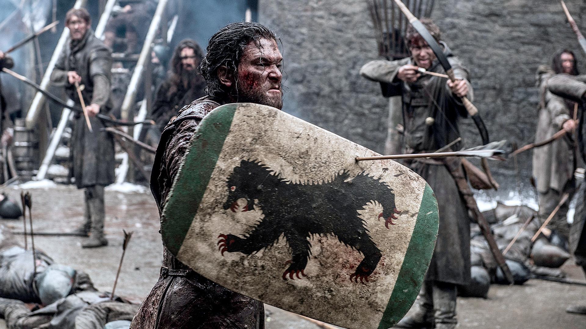 TV Show - Game Of Thrones  Kit Harington Jon Snow Wallpaper