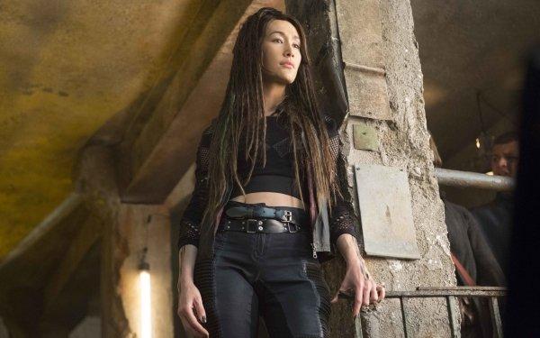 Movie The Divergent Series: Allegiant Tori Maggie Q HD Wallpaper | Background Image