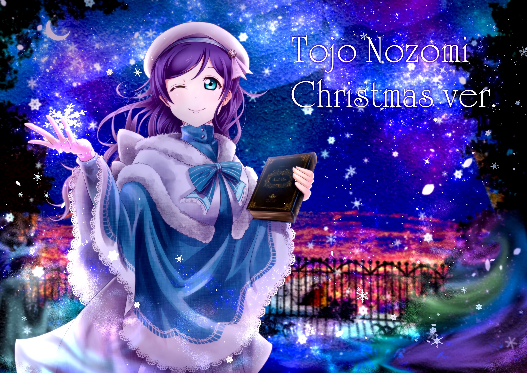 Love Live Nozomi Iphone Wallpaper : Love Live! Full HD Wallpaper and Background Image 2172x1536 ID:713251