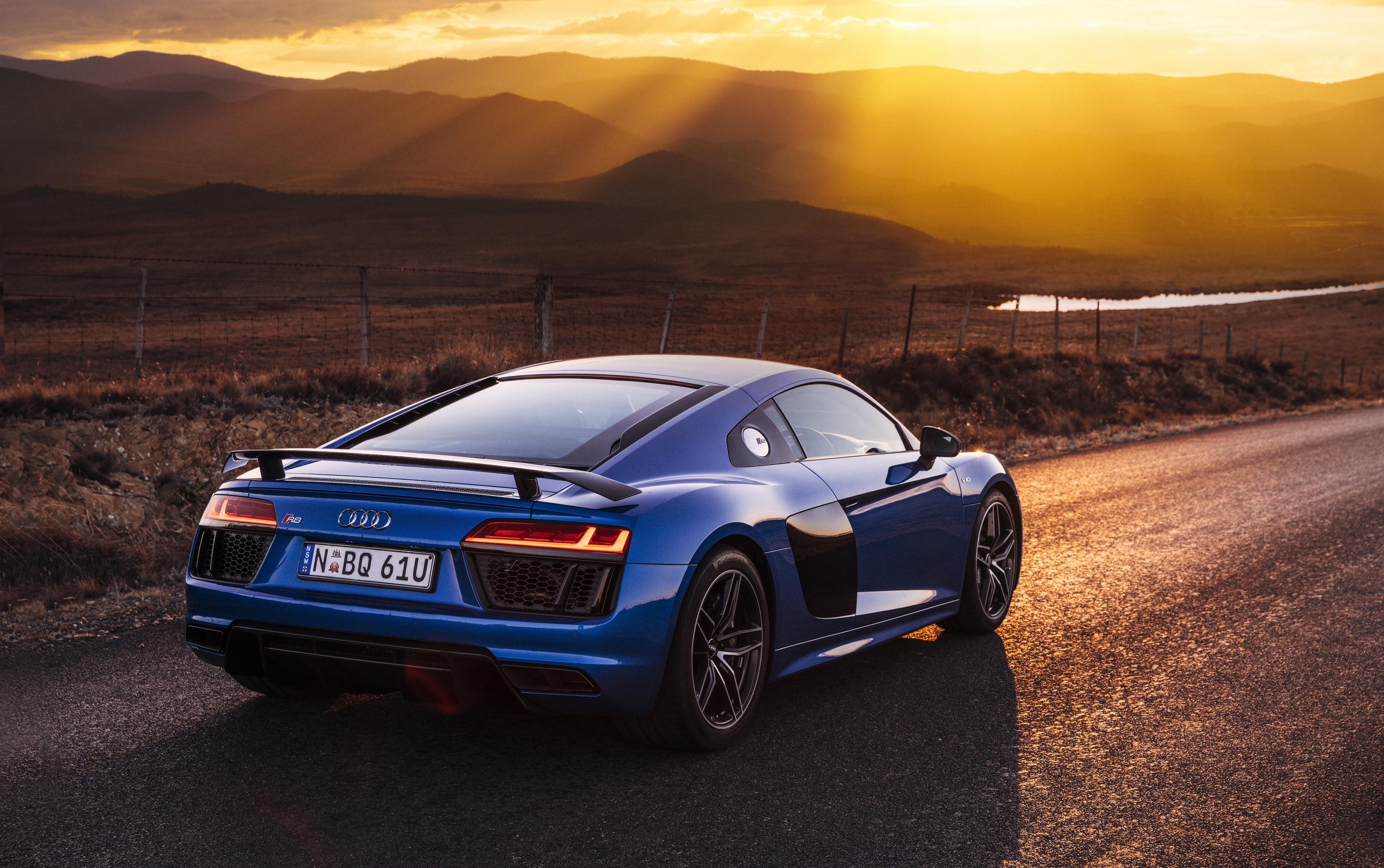 Audi R8 4k Ultra Tapeta Hd Tło 3997x2507 Id713360 Wallpaper