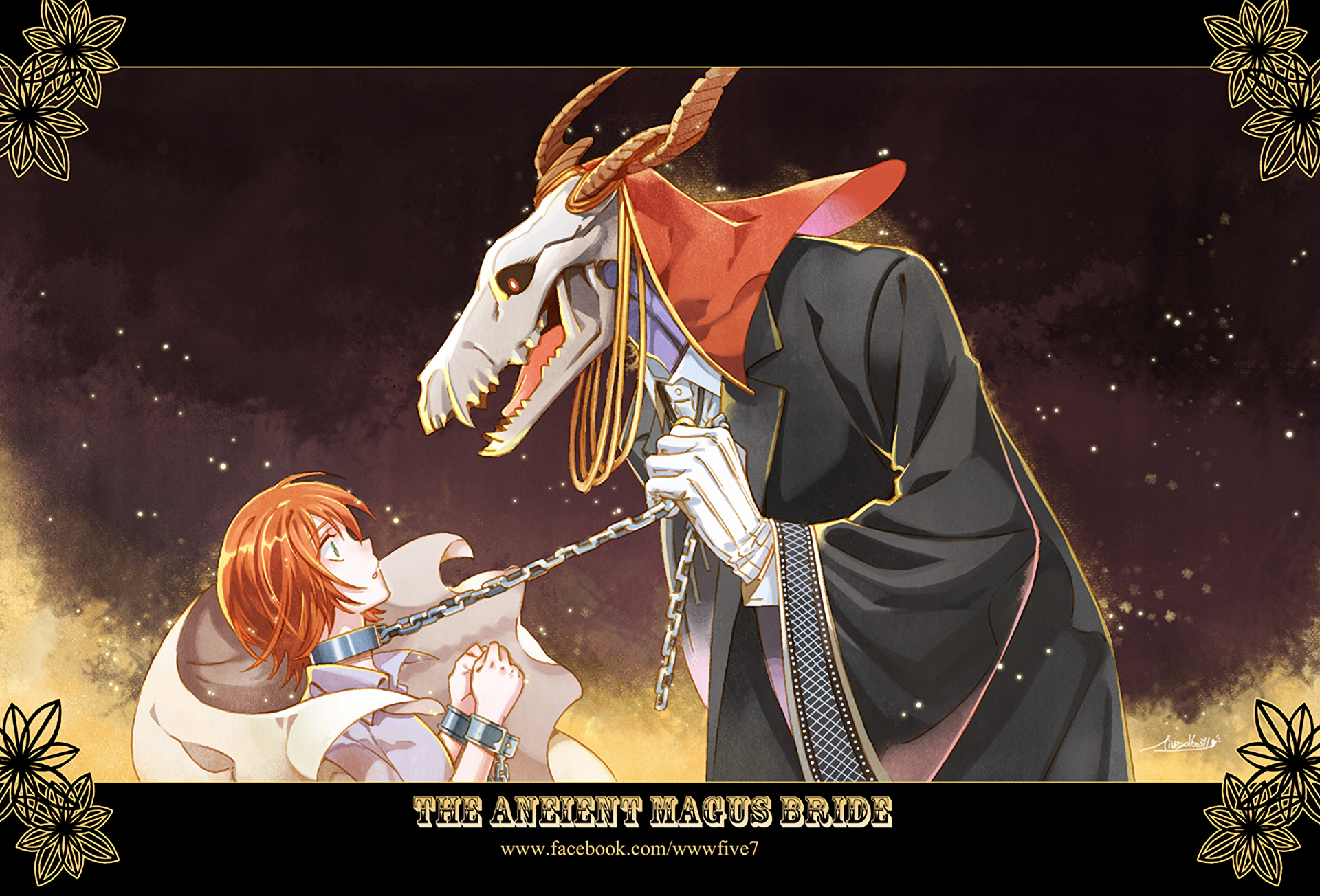 Anime 4k Wallpaper: 6 The Ancient Magus' Bride HD Wallpapers