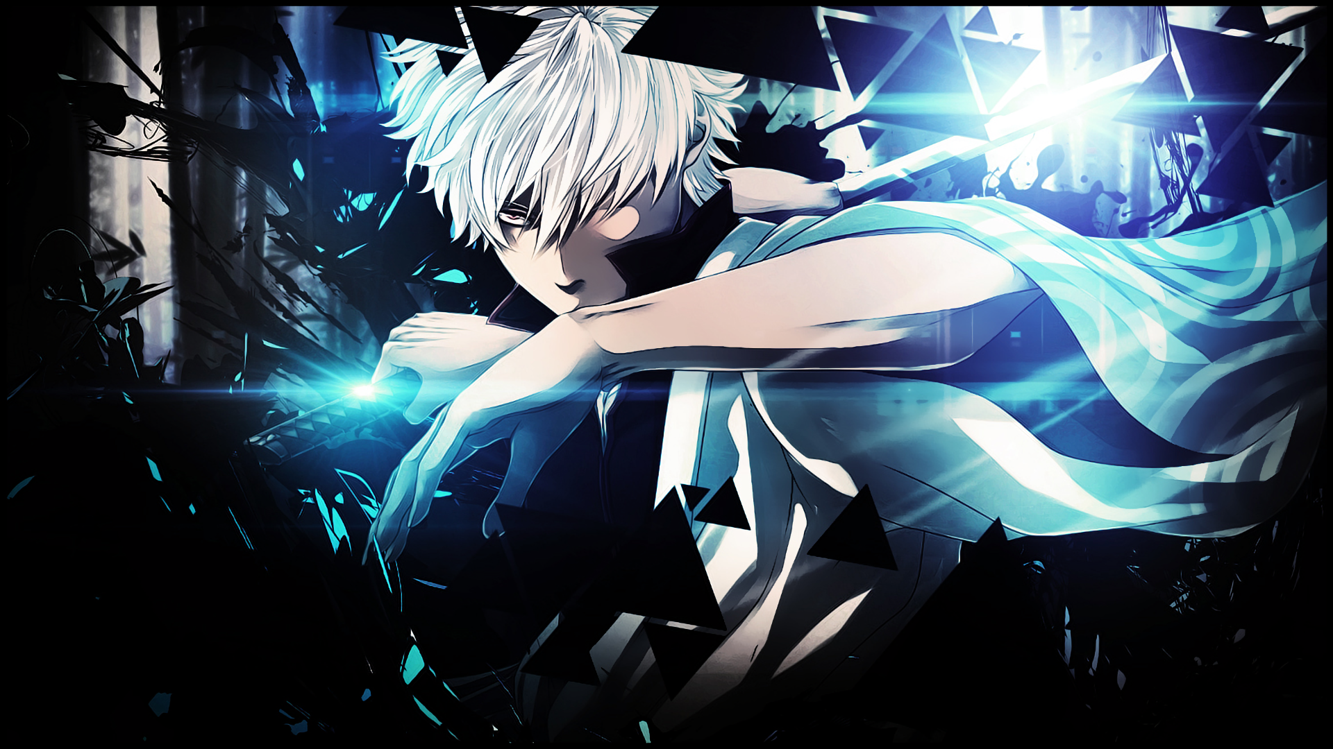 Anime - Gintama  Sakata Gintoki Wallpaper