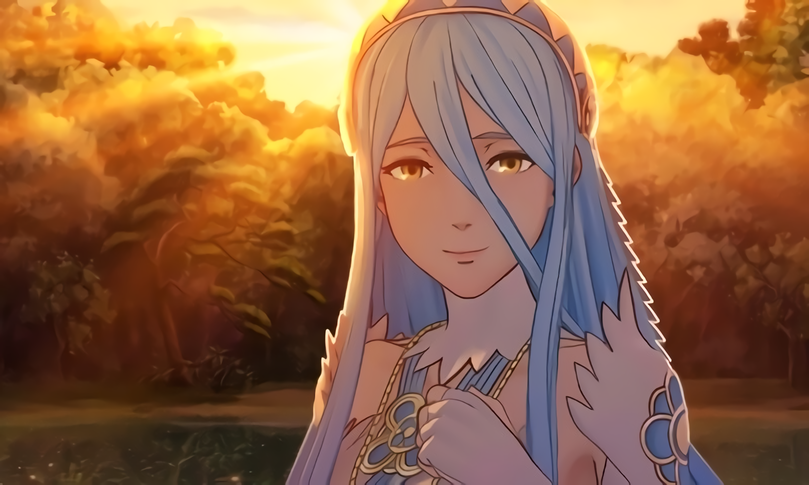 Fire Emblem Fates Azura Wallpaper And Background Image