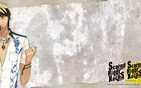 Anime Scared Rider Xechs Hijiri Mutsuki HD Wallpaper | Background Image