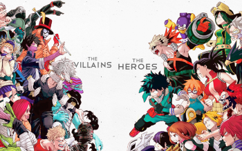 2670 My Hero Academia Hd Wallpapers Background Images Wallpaper Abyss