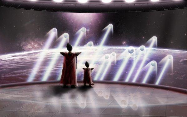 Anime Dragon Ball Z Dragon Ball Vegeta King Vegeta HD Wallpaper   Background Image