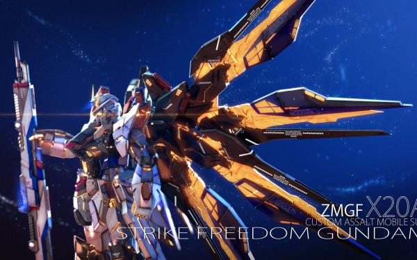 Anime Mobile Suit Gundam Seed Destiny HD Wallpaper | Background Image