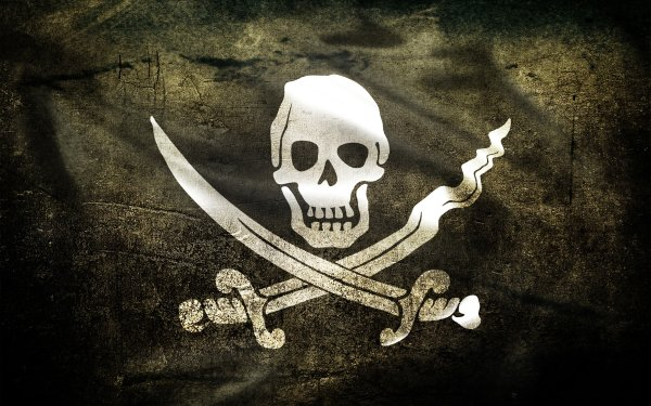 Misc Jolly Roger Flags Skull Flag Pirate HD Wallpaper | Background Image