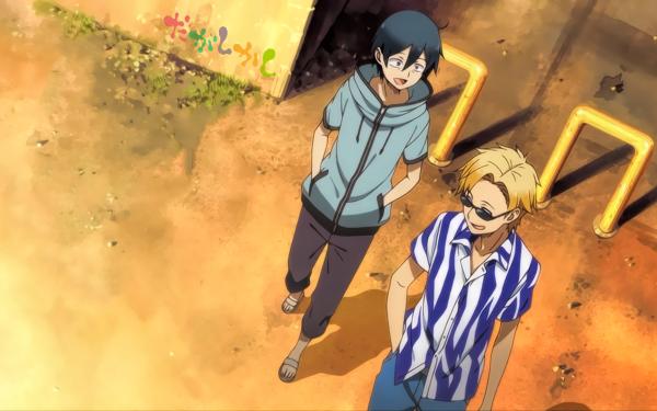 Anime Dagashi Kashi Endou Tou Kokonotsu Shikada HD Wallpaper   Background Image