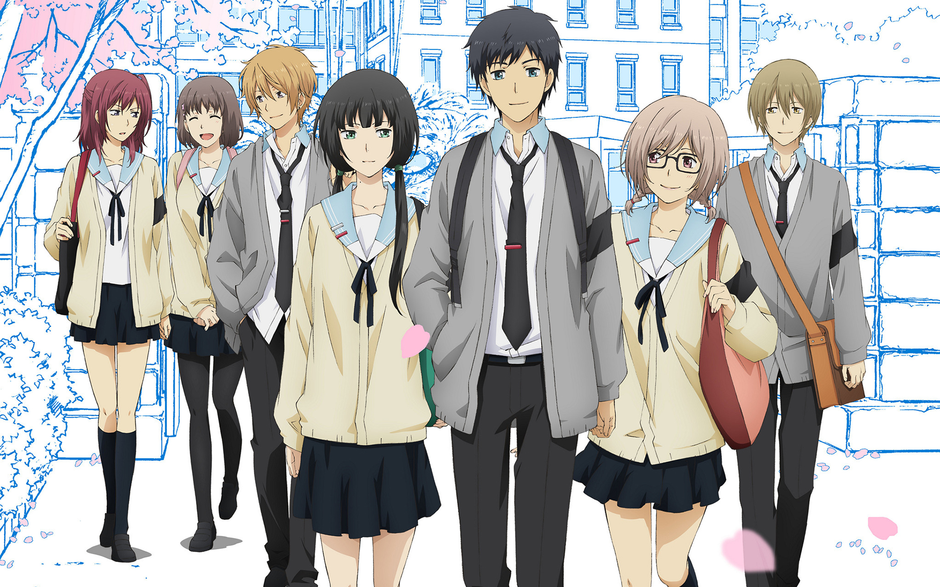 Relife Hd Wallpapers Background Images Wallpaper Abyss
