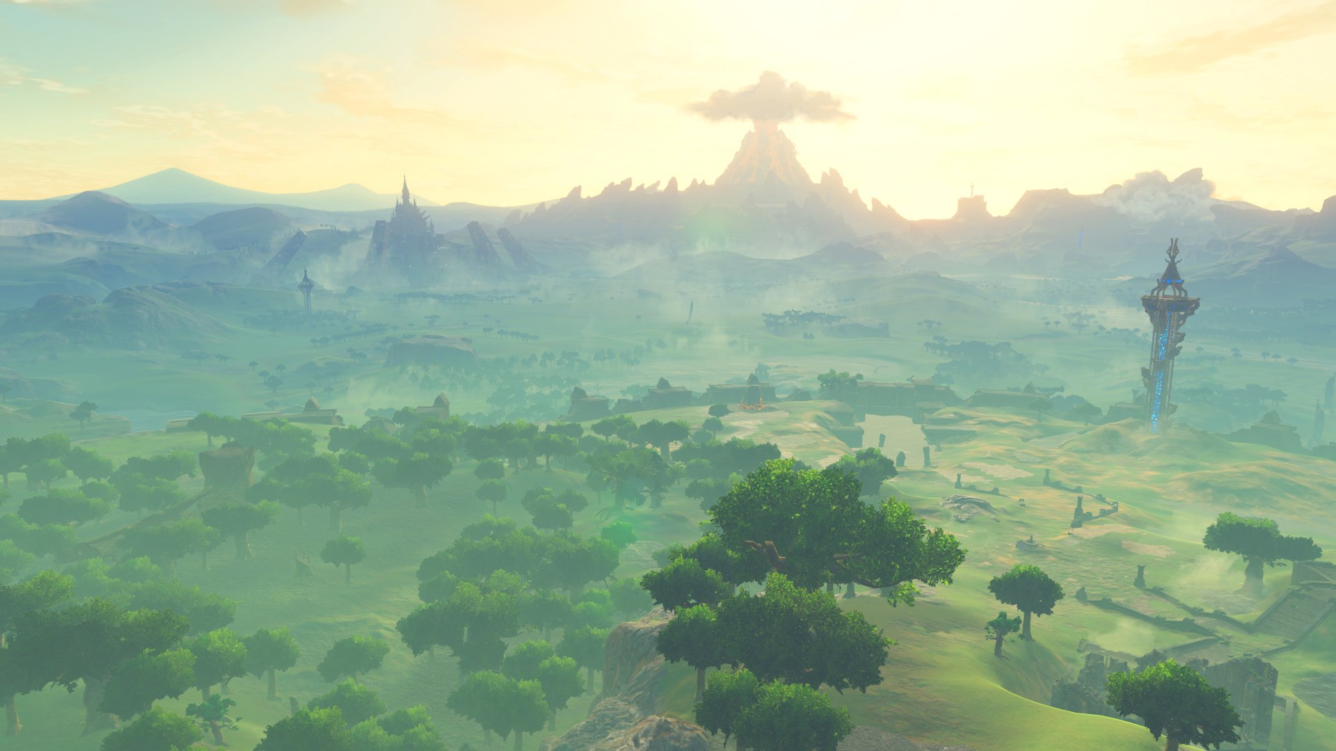 Video Game - The Legend of Zelda: Breath of the Wild  Wallpaper