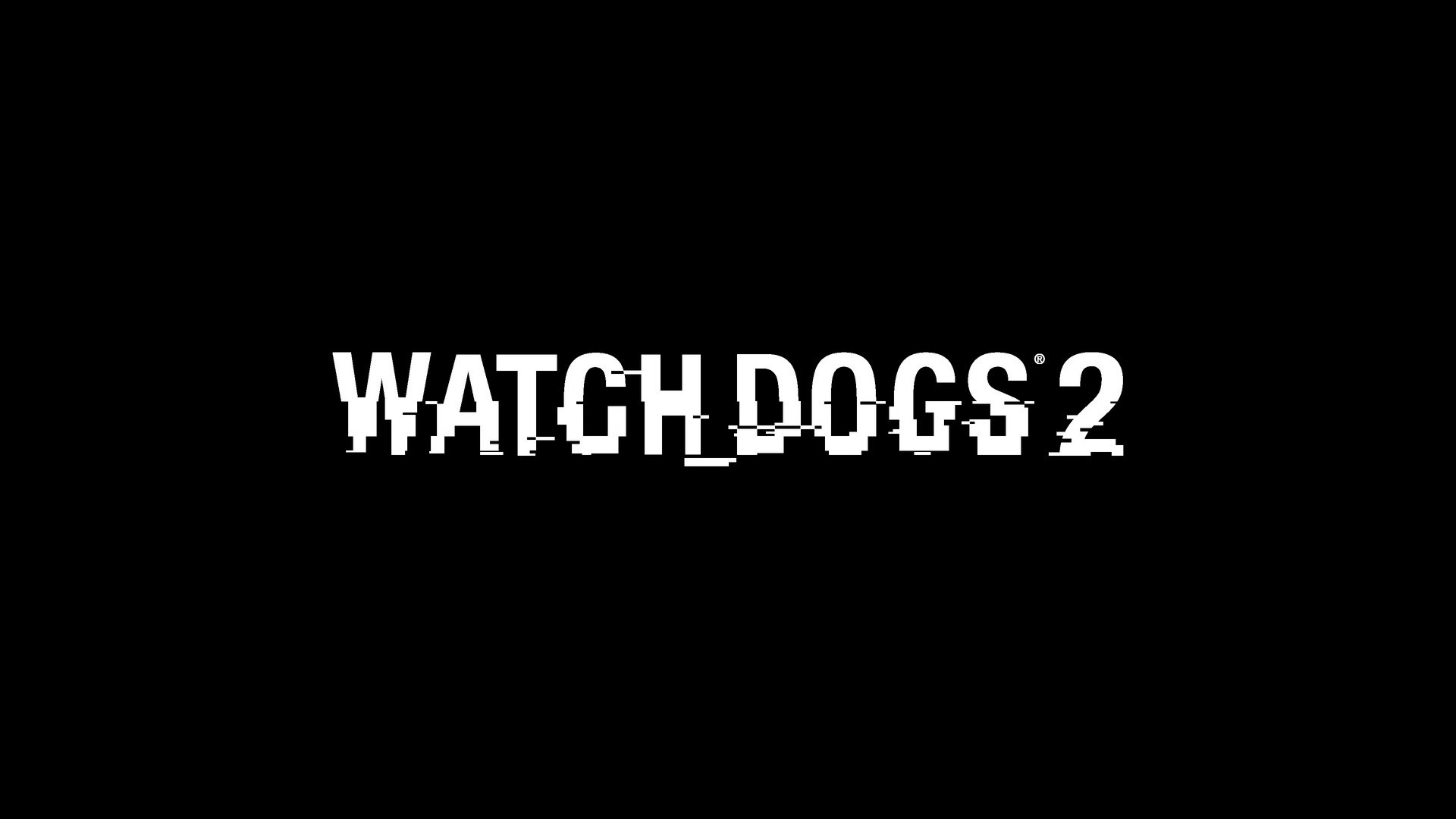 Watch Dogs  Logo No Background