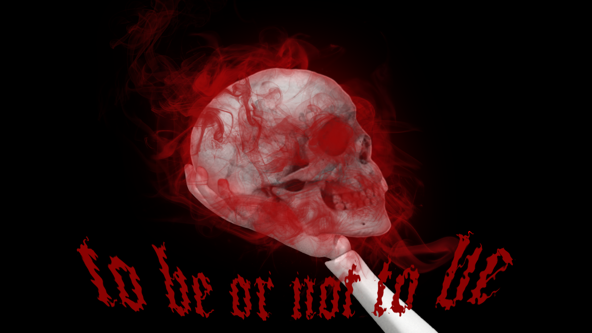 To Be Or Not To Be Hd Wallpaper Background Image 1920x1080