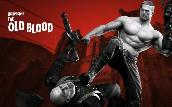 Video Game Wolfenstein: The Old Blood HD Wallpaper | Background Image