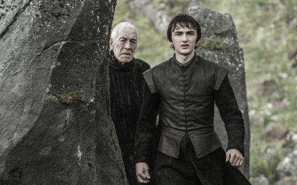 TV Show Game Of Thrones Max von Sydow Isaac Hempstead-Wright Bran Stark Three-Eyed Raven HD Wallpaper   Background Image