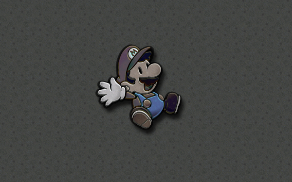 Video Game Paper Mario Mario HD Wallpaper | Background Image