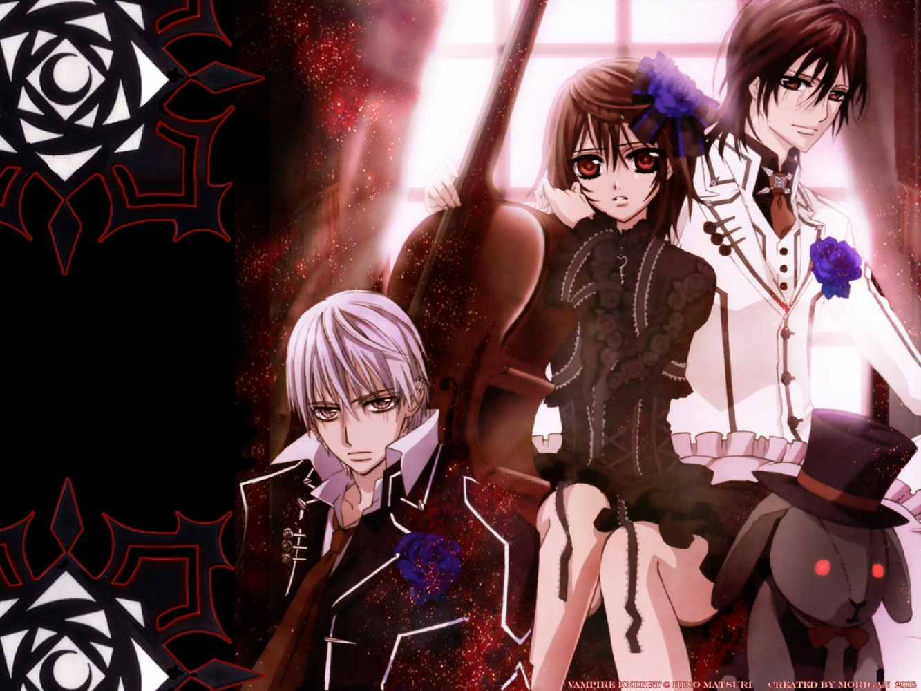 Vampire Knight Wallpaper and Background Image | 1333x1000 ...