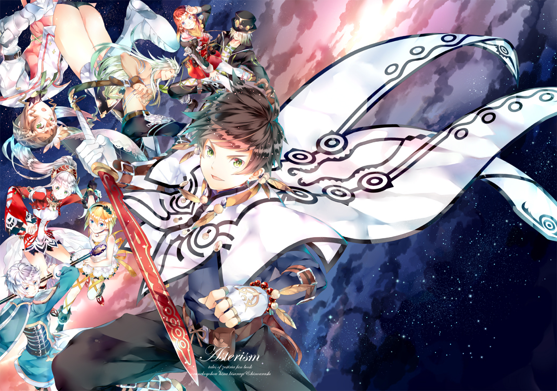 368 Tales Of Zestiria The X Hd Wallpapers Background