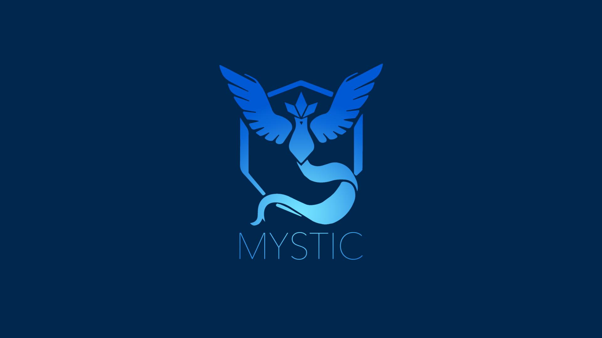 Video Game - Pokemon GO  Team Mystic Wallpaper
