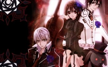 Аниме - Vampire Knight Wallpapers and Backgrounds ID : 71869