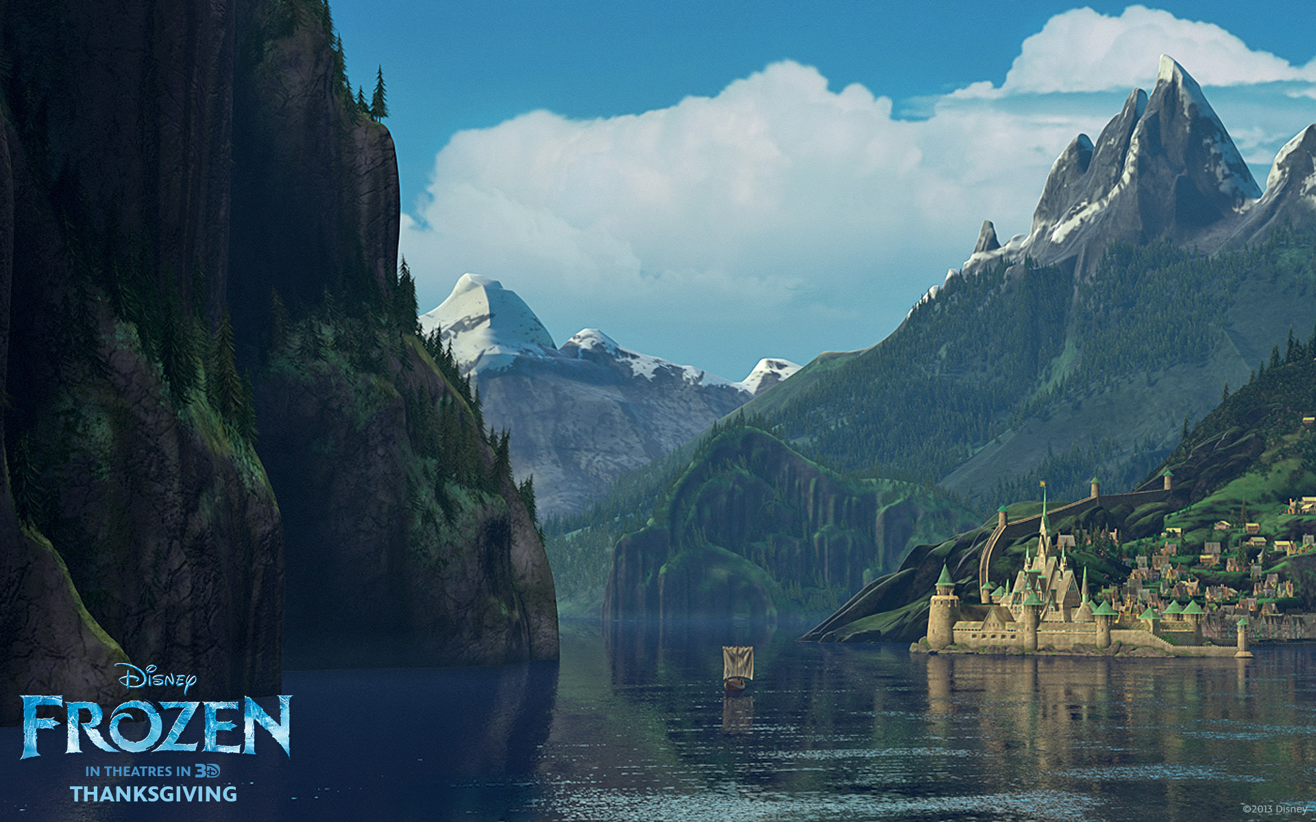 download wallpapers frozen Gallery
