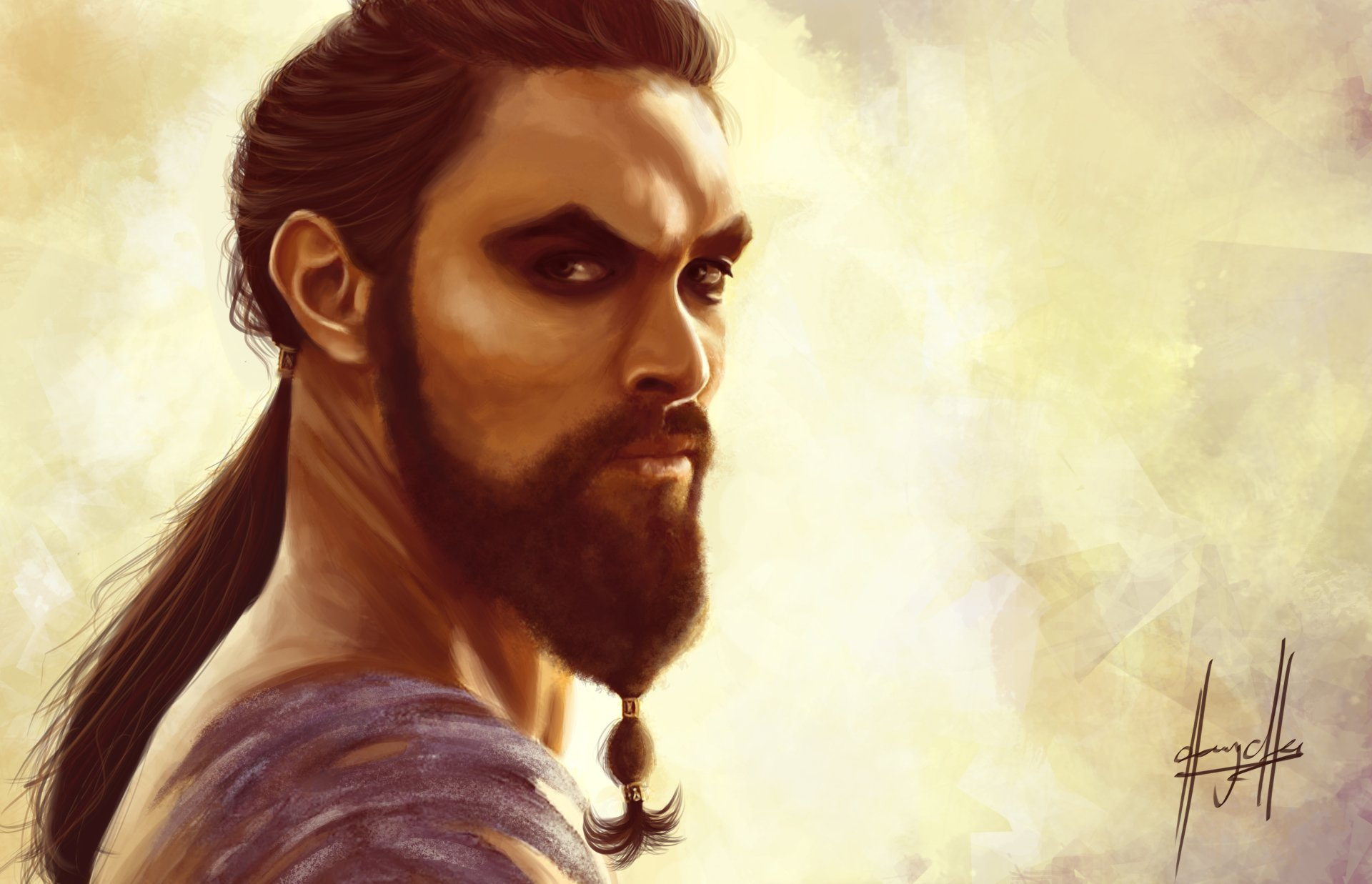 TV Show - Game Of Thrones  Drogo (Game Of Thrones) Wallpaper