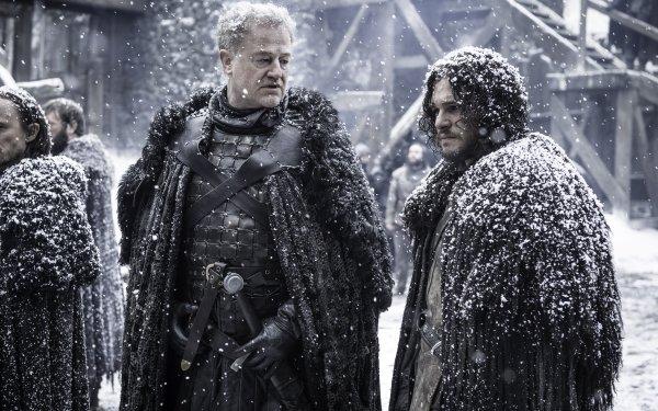 TV Show Game Of Thrones Jon Snow Kit Harington Alliser Thorne Owen Teale HD Wallpaper | Background Image