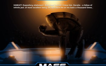 Video Game - Mass Effect Wallpapers and Backgrounds ID : 72025