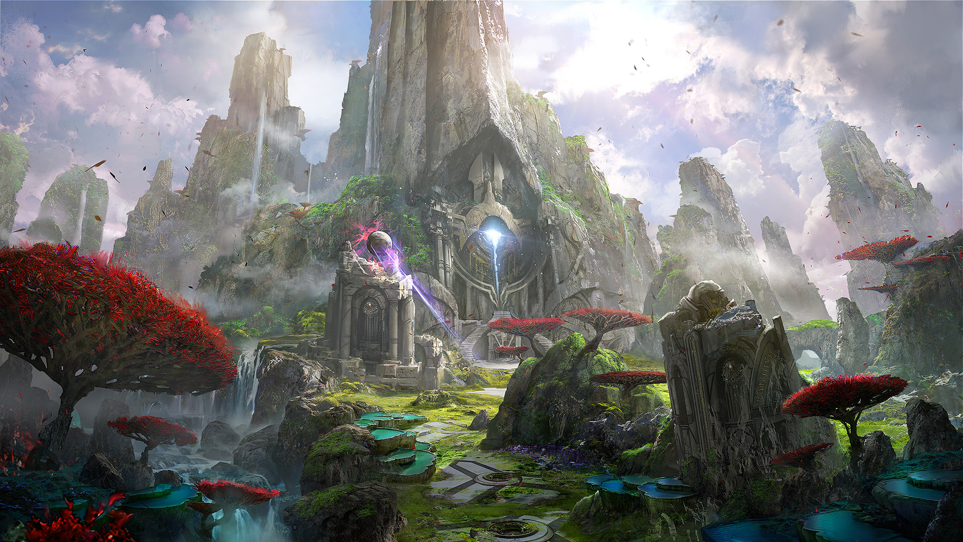 60 paragon hd wallpapers backgrounds wallpaper abyss - Fantasy game wallpaper ...