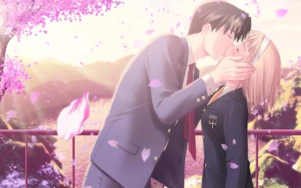 Anime After... Nagisa Takawashi Yuuichi Takawashi HD Wallpaper | Background Image