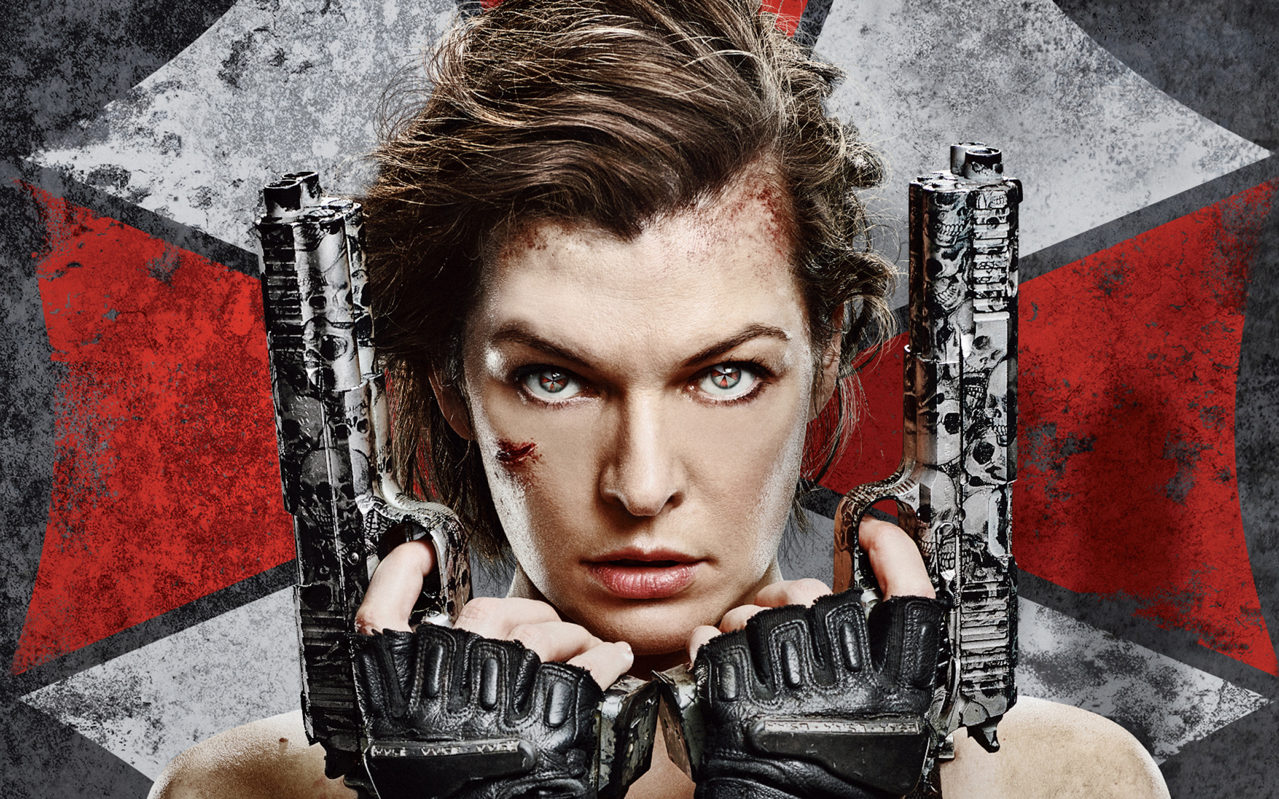 Resident Evil: The Final Chapter HD Wallpaper | Background Image |  2560x1600 | ID:726645 - Wallpaper Abyss
