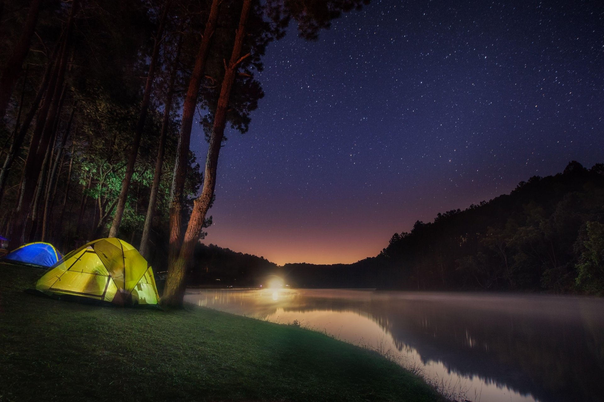 Camping Tents for Overnight, Outdoor Adventures. Understanding the different types of camping and outdoor tents available will help you choose the best camping tents for your needs. A tent to take on a long backpacking expedition will require a different tent that you might use on a family camping trip.