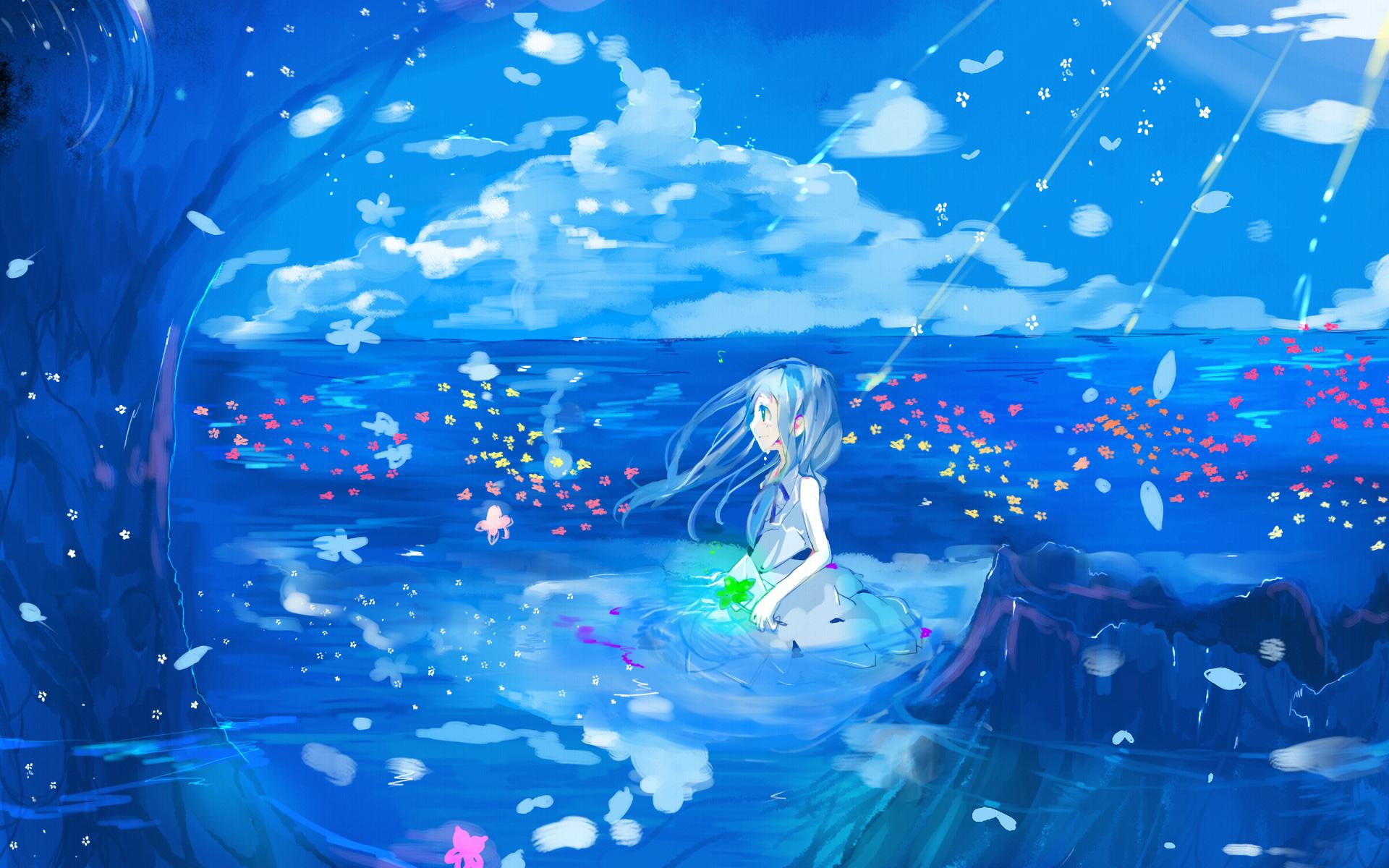 Anime - Anohana  Meiko Honma Wallpaper
