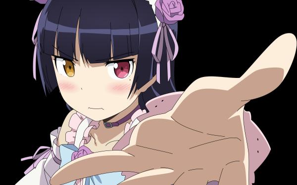 Anime Oreimo Ruri Gokō HD Wallpaper   Background Image