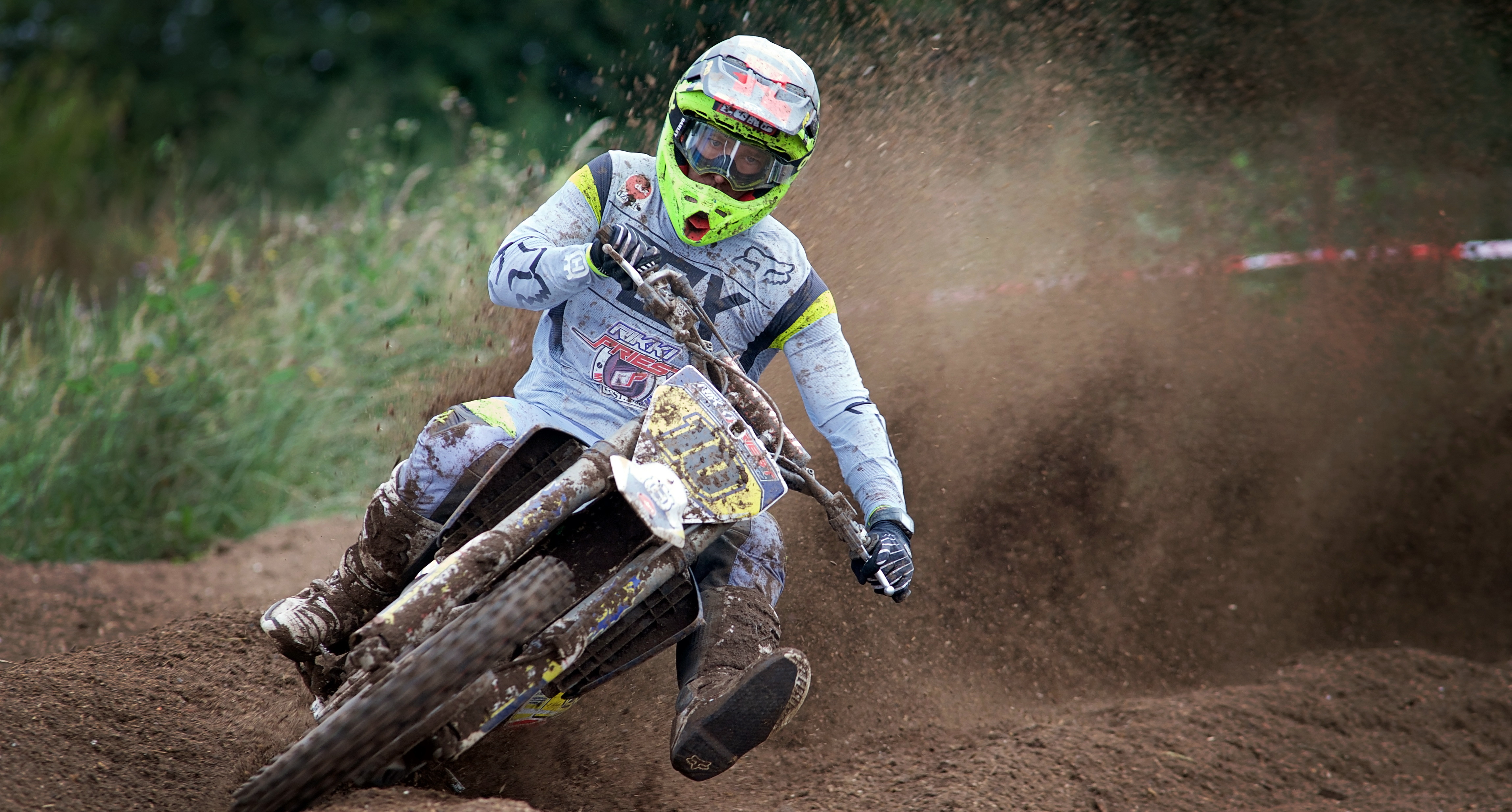 Motocross 4k Ultra HD Wallpaper And Background Image