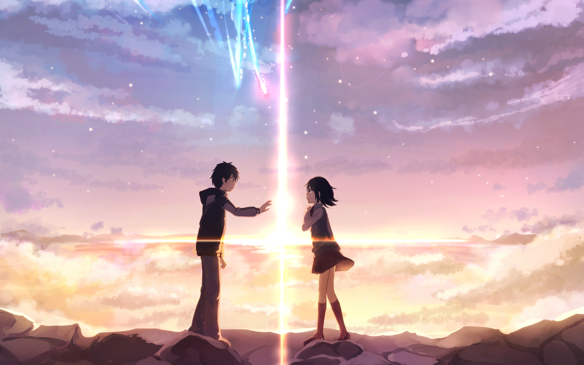 Image result for Kimi No Nawa