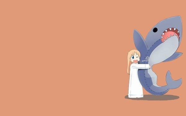 Anime Nichijō Hakase HD Wallpaper | Background Image