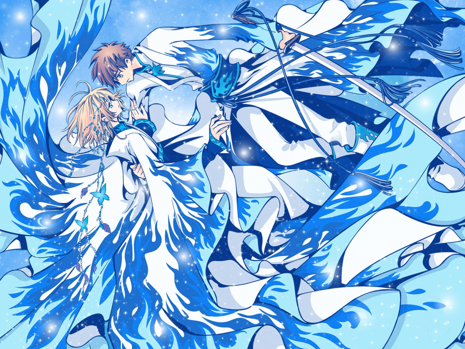 203 Tsubasa: Reservoir Chronicle Best Fantasy Anime You Need To Watch